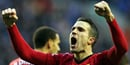 'Van Persie deserves credit for swapping Arsenal for Man Utd'
