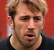 Conor O'Shea: England captain Chris Robshaw will be fresher this season