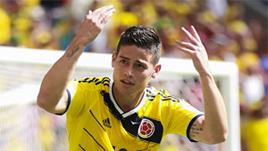 Photo: James Rodriguez posts Instagram update amid Arsenal, Chelsea link