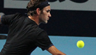 Busy Roger Federer races through busy Basel schedule in pursuit of seventh title