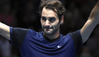Federer still the man in London after Wawrinka win
