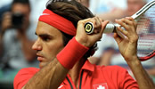 Davis Cup 2014: Federer and Fognini keep home fires burning