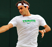 Wimbledon 2014: Age no barrier for Federer against 'young gun' Raonic