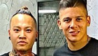 Photo: Man Utd's Marcos Rojo gets 'fresh trim' ahead of Baggies clash