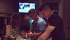 Photo: Man Utd defender Marcos Rojo does the dishes