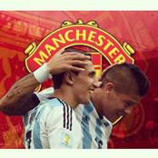Man Utd transfers: Marcos Rojo drops Angel Di Maria hint