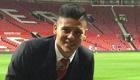 Photo: Injured Man Utd star sends message to Lionel Messi