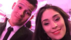 Photo: Man Utd star Marcos Rojo all smiles with model wife