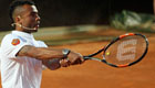Cole, Iturbe and Totti hit with tennis stars