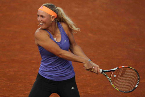 No. 1 seed Angelique Kerber falls at French Open