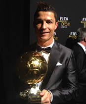 Ballon d'Or 2013: Ronaldo's attempt to play down award ends in tears