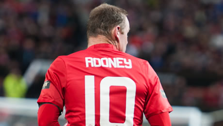 Wayne Rooney sends message to Romelu Lukaku after Man United move