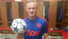 Rooney to give hat-trick ball to son Kai