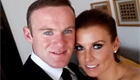 Rooney welcomes wife to Instagram