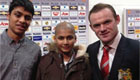 Rooney draws inspiration from cancer hero