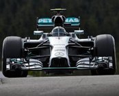 Belgian Grand Prix 2014: Nico Rosberg delighted with 'awesome' pole