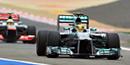 Bahrain Grand Prix 2013: Nico Rosberg grabs second career pole
