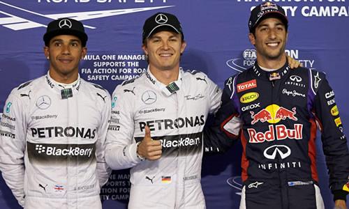 bahrain grand prix pole