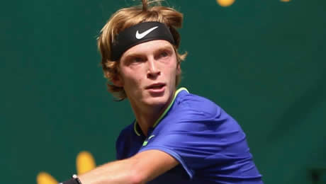 Halle 2017: Khachanov and Rublev take on age and experience… and win to set #NextGen showdown