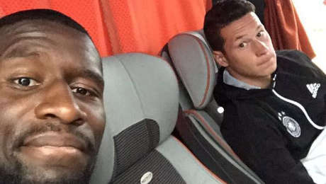 Photo: Antonio Rudiger sends message to reported Chelsea target