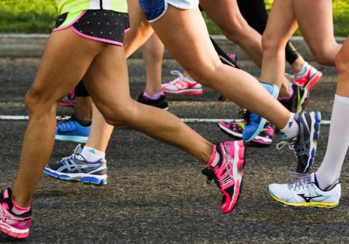 running excercise