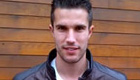 Van Persie happy to see City and Chelsea crash out