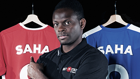 Louis Saha states his prediction for Man United v Everton