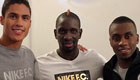Photo: Liverpool star Mamadou Sakho all smiles with reported Chelsea targets