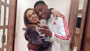Photo: Anthony Martial's ex gives Man Utd striker idea of what he's missing