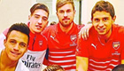 Aaron Ramsey: Why Arsenal's Alexis Sanchez has impressed me so much