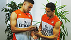 Sanchez wins top prize at Facebook Football Awards