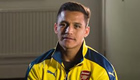 Alexis Sanchez lifts lid on 'joyful' Arsenal dressing room