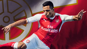 Photo: Alexis Sanchez posts approval of new Arsenal kit and number