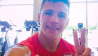 Photo: Arsenal's Alexis Sanchez snaps post-training selfie