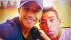 Photo: Arsenal star Alexis Sanchez posts selfie with Juventus man