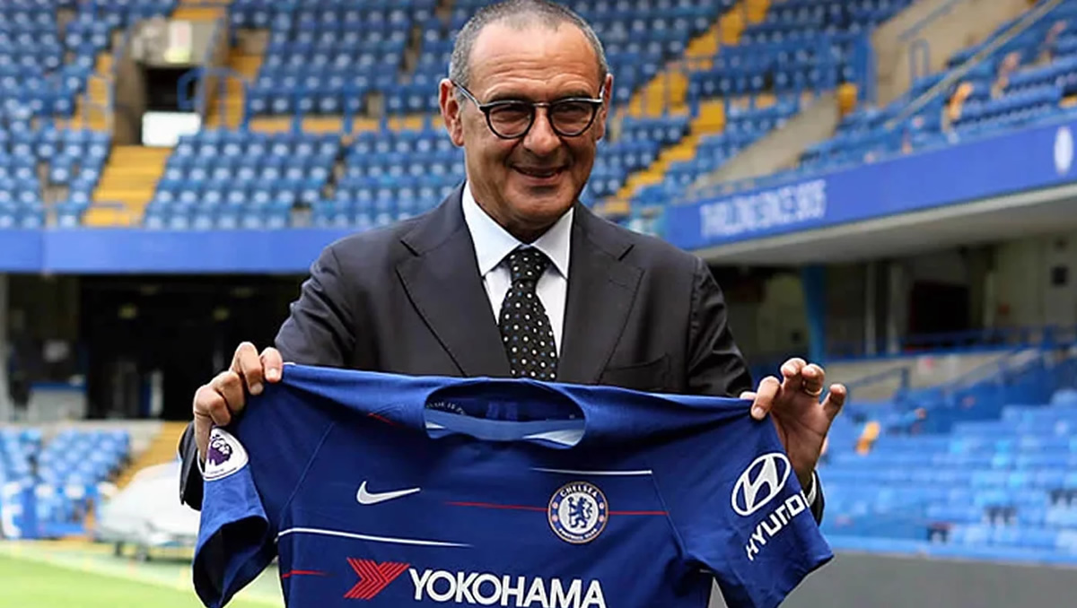 Sarri: Maurizio Sarri Reveals The Signing He Wants Chelsea FC To