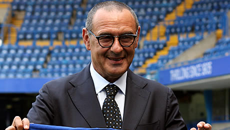 Maurizio Sarri sends message to Alvaro Morata ahead of Chelsea FC v Arsenal