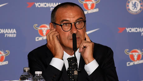 Maurizio Sarri: What I really think about Chelsea FC's start to the season