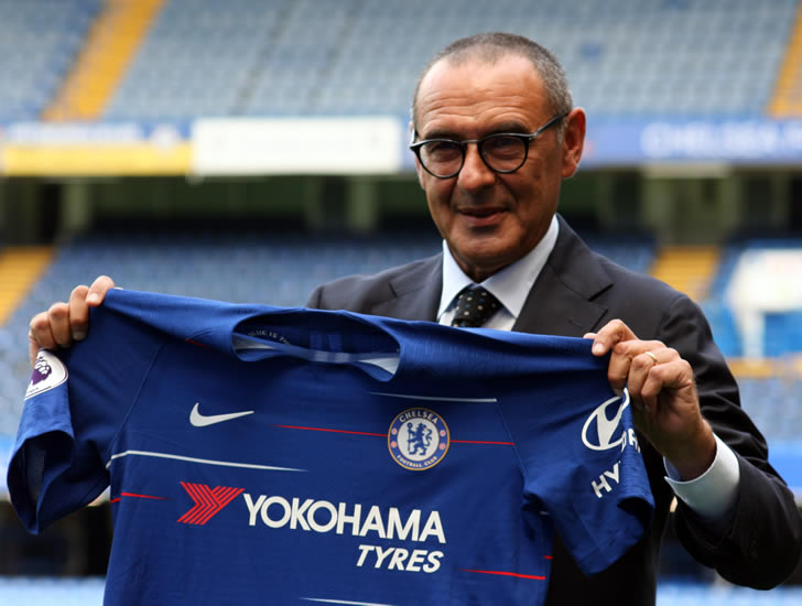 Sarri: New Chelsea FC Signing Sends Message To Fans About