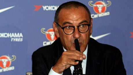Maurizio Sarri raves about Chelsea FC duo after 3-2 win over Arsenal