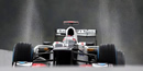 Belgian Grand Prix 2012: Kamui Kobayashi tops wet Friday practice