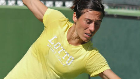At an 'evergreen' Roland Garros, Schiavone bows out—but maybe not for the last time
