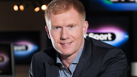 Paul Scholes tells Man United how to beat Man City to the title