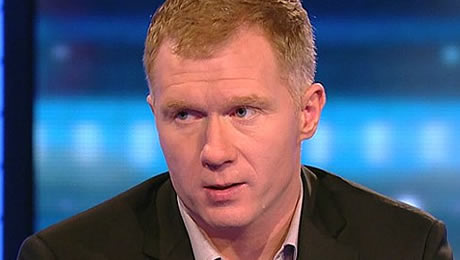 Paul Scholes claims Man United need classy signing like Luka Modric