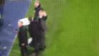 Video: Scholes reacts with class to taunts