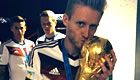 Chelsea's Andre Schurrle: I couldn't stop crying after World Cup win