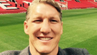 Schweinsteiger makes Man Utd admission
