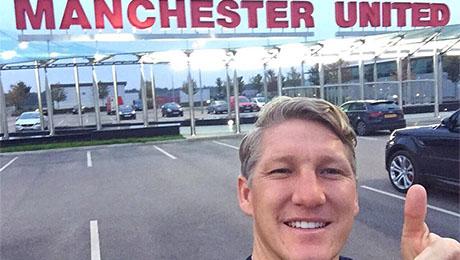 Bastian Schweinsteiger predicts where Man United will finish