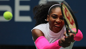 US Open 2016: Serena Williams overtakes Federer in latest race through record books