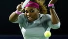 Williams edges past Azarenka in Madrid